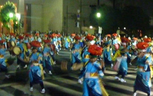 2010 伝統さんさ踊り